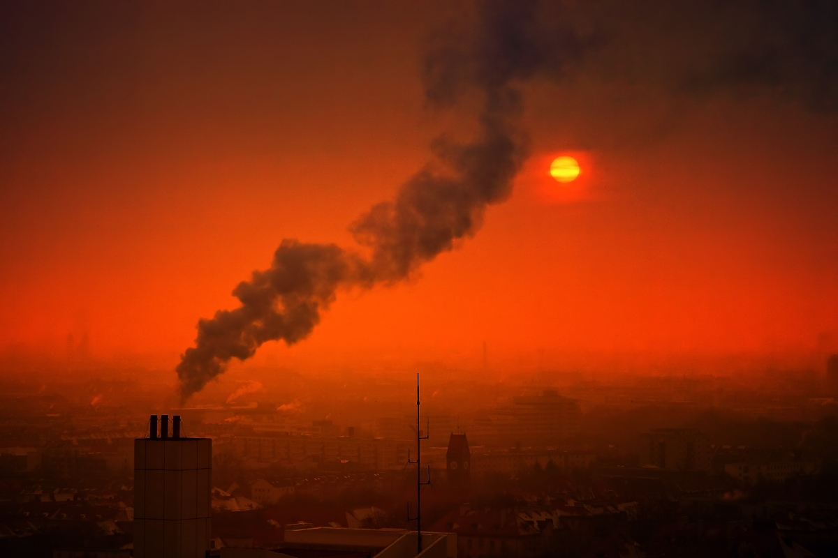 Experts Discuss Rise in Global Carbon Emissions
