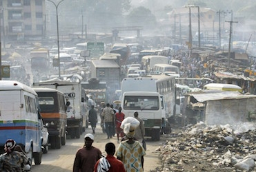 air pollution in Nigeria