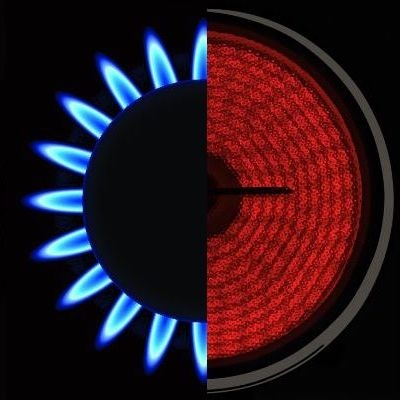Gas and Electric Burner