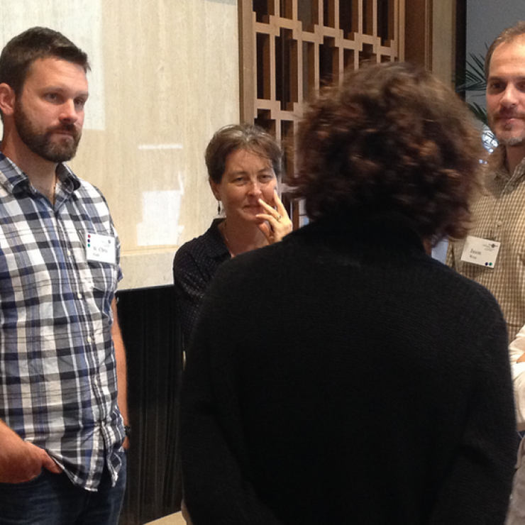 Stanford faculty participate in leadership training