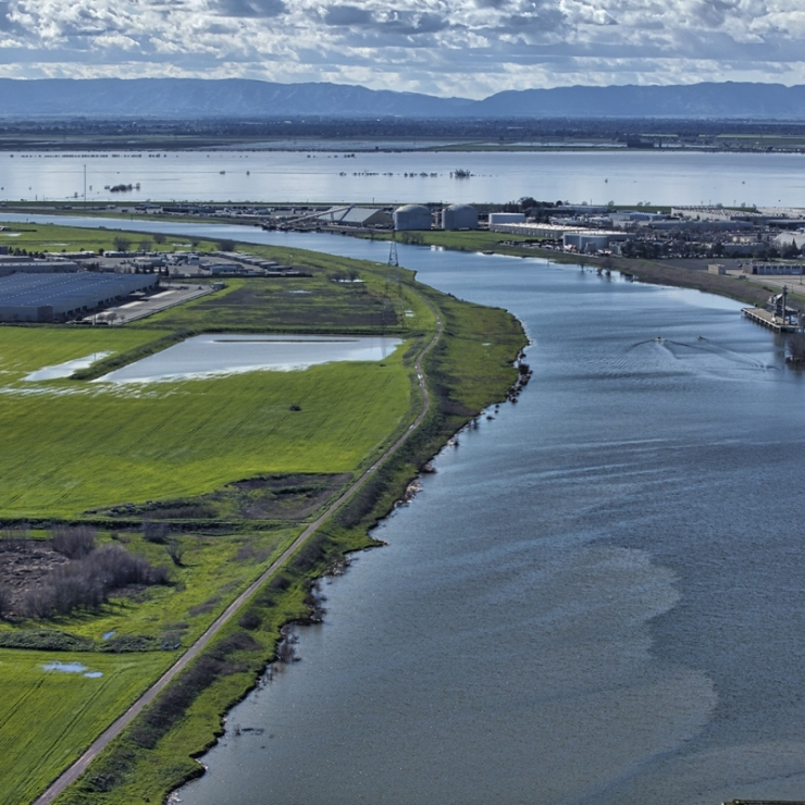 The Sacramento-San Joaquin River Delta